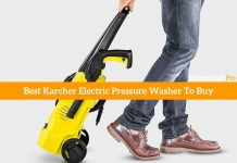Best Karcher Electric Pressure Washer Reviews